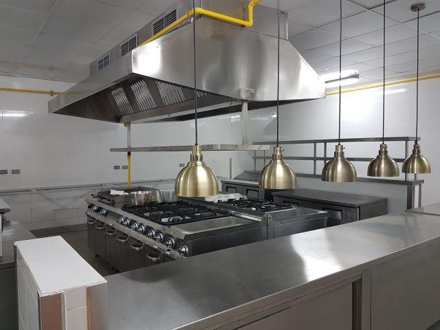 Cocina Hotel Azul Sensatori. Punta Cana. República Dominicana