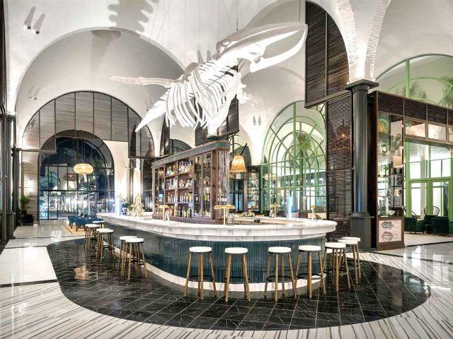 Lobby Bar Hotel H10 El Faro