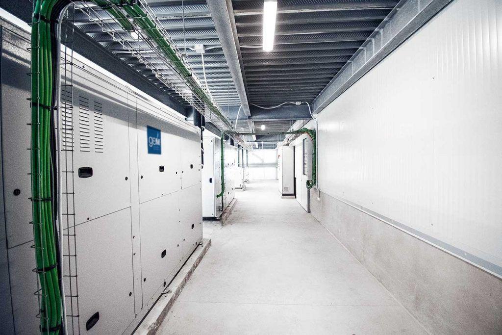 Compresores cámaras frigoríficas