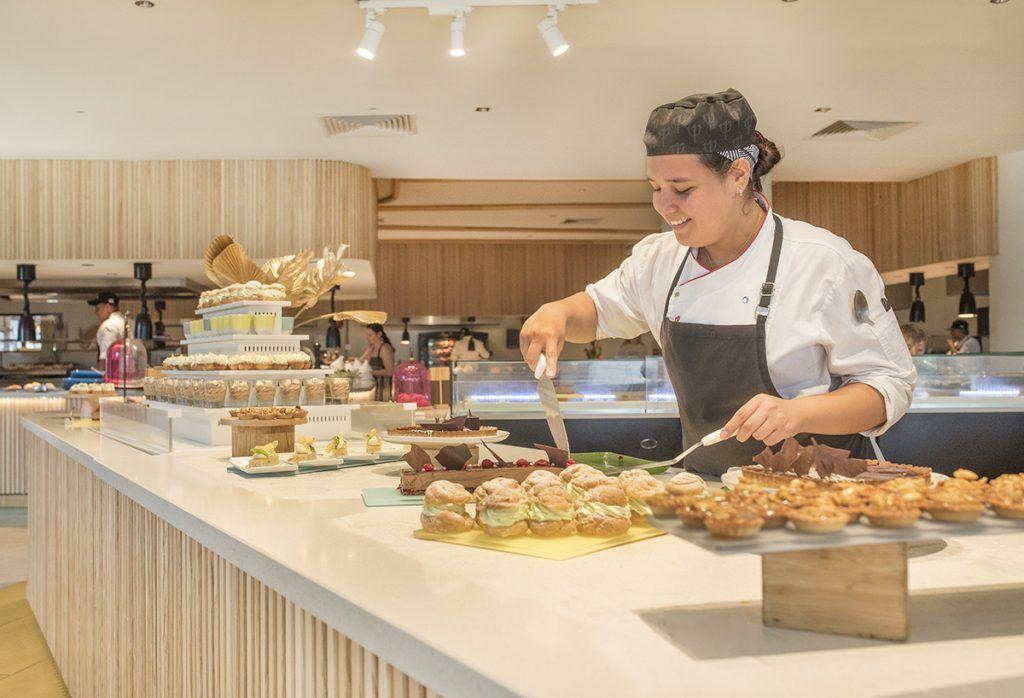 Buffet Hotel Club Med, Miches, Playa Esmeralda