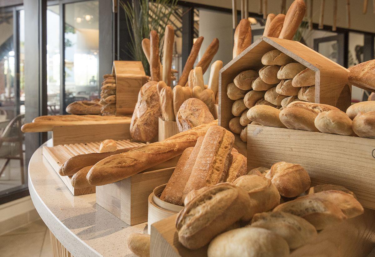 Zona de panes