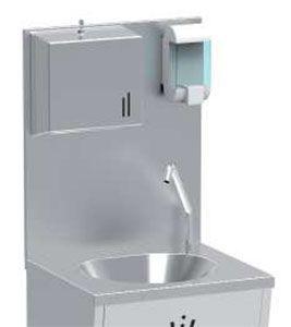 Commercial sinks